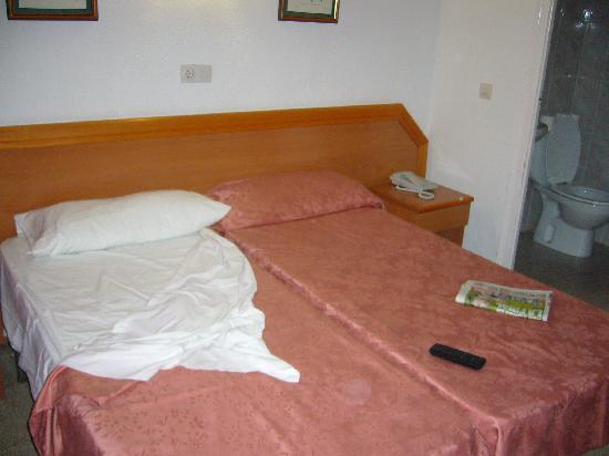 Reymar Playa: camas