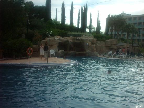 RV Hotel Ametlla Mar: picine