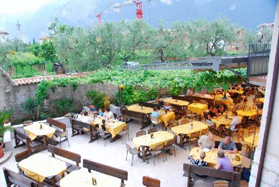 Residence La Colombera: Restaurant