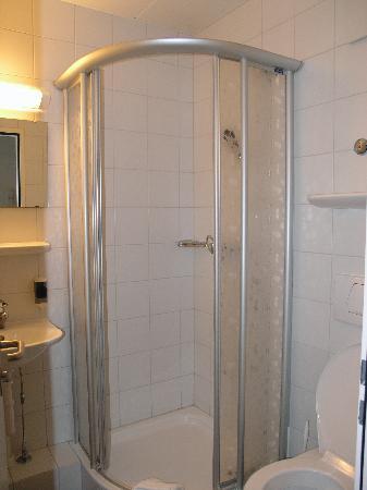 Hotel Vadian : Il bagno