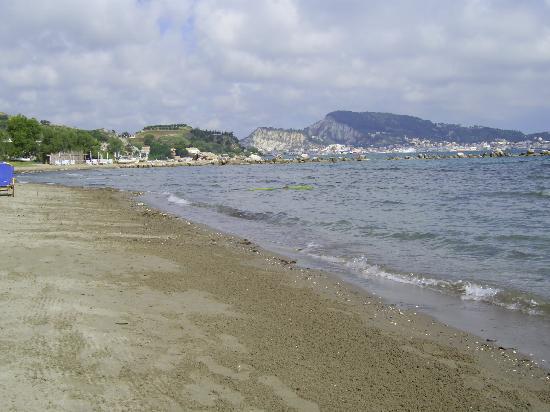 Katerina Palace Hotel : Argassi beach