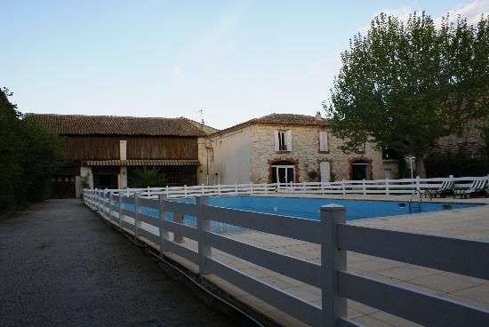 Le Pre Galoffre: piscina