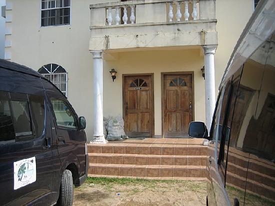 Coco Plum Island Resort : The Dangriga Office