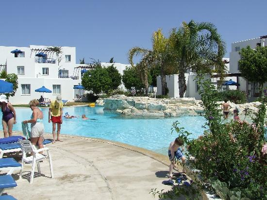 Aliathon Holiday Village: one off the other pools