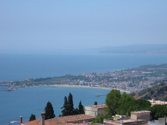 Hotel Villa Kristina: from balcony