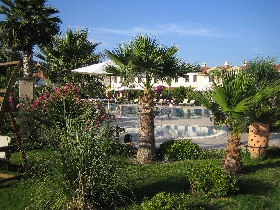 Dalyan Resort: pool