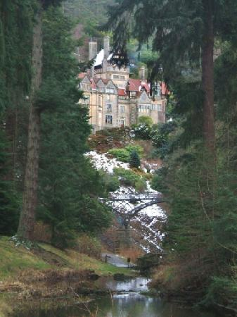 Μόρπεθ, UK: Cragside House