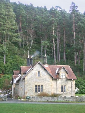 Cragside House and Gardens: my dream house! Near the lake