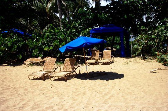 Wyndham Grand Rio Mar Puerto Rico Golf Beach Resort Front Cabana
