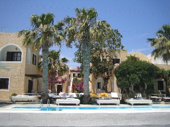 Bellonias Villas: pool