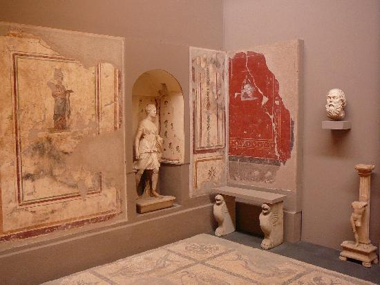 Ephesus Museum: Socrates room