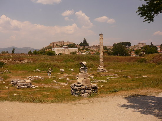 The Temple of Artemis: Colossal wreck