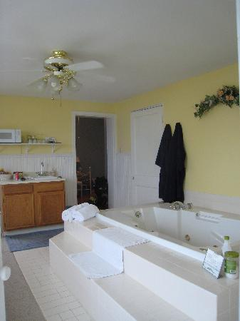 Jefferson City, MO: Bathroom in Riverview Suite