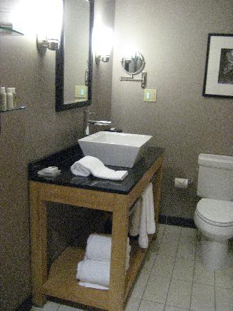 DoubleTree by Hilton Hotel Savannah Airport: bathroom