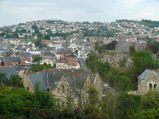 View from Window - Westwood Ilfracombe