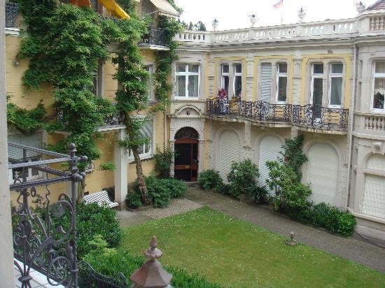 Heliopark Bad Hotel zum Hirsch: Our view