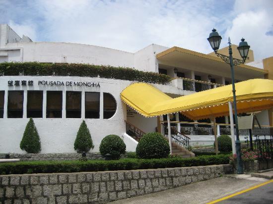 Pousada de Mong-Ha : Hotel exterior
