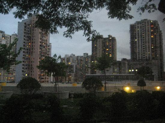 Pousada de Mong-Ha : The view from our room