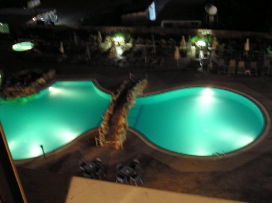 Evalena Beach Hotel Website