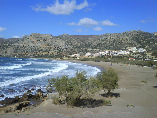 Paleochora, Grekland: The Best Beach Ever