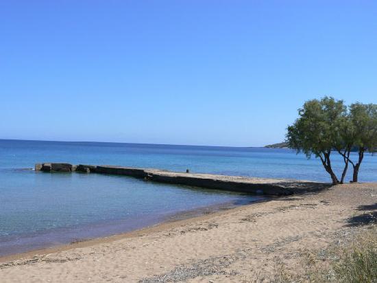 Koroni, اليونان: Memi beach, Koroni