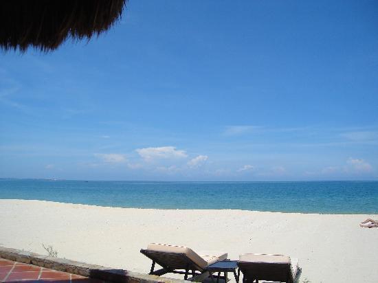 Mia Resort Mui Ne: Überraschend grosser Strand!