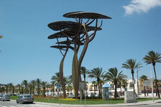 Estival Park Salou: seafront