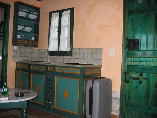 Naxos Magic Village: chambre