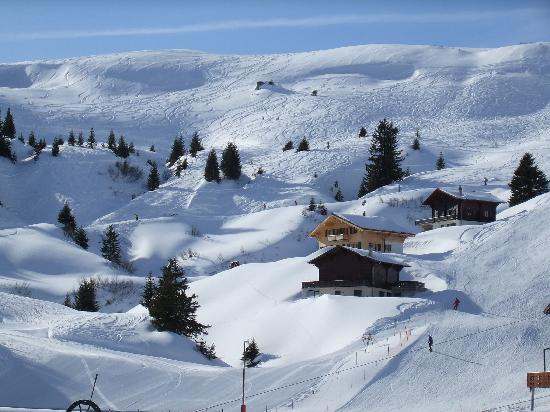 Mountain Mavericks Chalet Chambertin: Switzerland