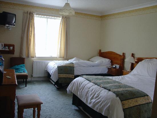 Brunswick Hotel: my double room