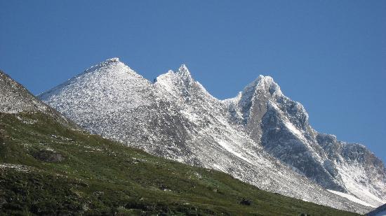 Fretheim Fjordhytter: Jotunheimen mountains