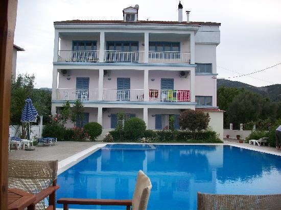 Lefkada, Greece: Christinas Apartments,Lygia