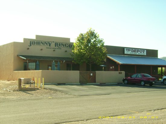 Johnny Ringos Bar and The Depot Steakhouse : Johnny Ringo's Bar/Depot Steakhouse