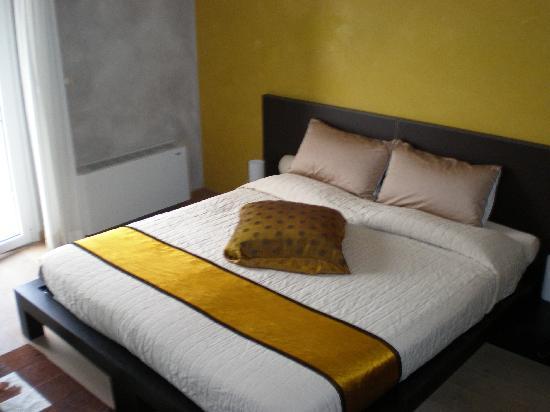 Hotel Baia dei Pini: chambre