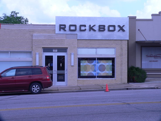 Rockbox Theater: There is MAGIC inside this box!