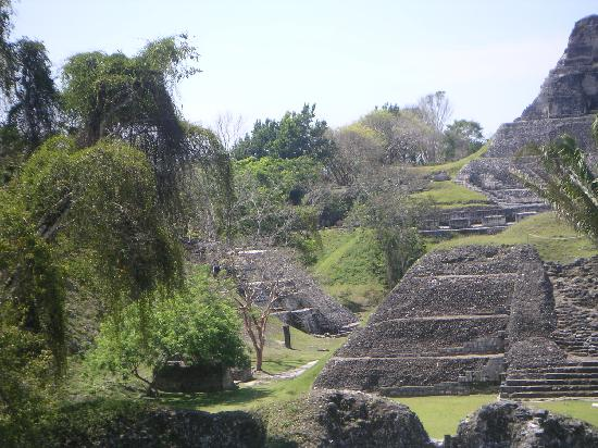 Aguada Hotel : Here is Xunantunich!