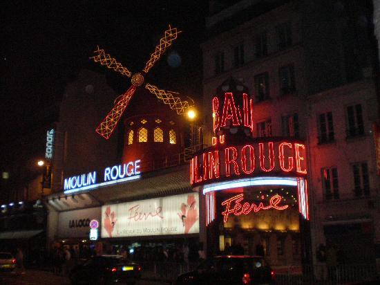 Pavillon Opera Lafayette: il moulin rouge...