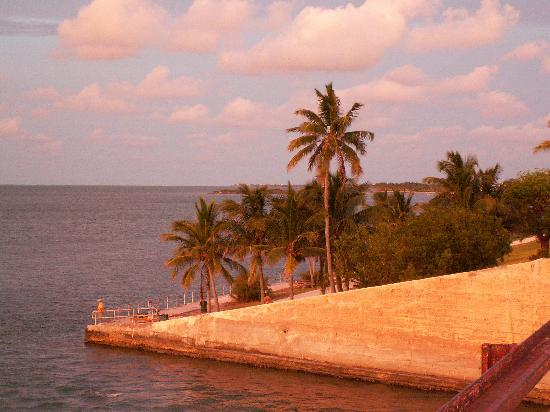 Seven Mile Bridge: Base of the Bridge