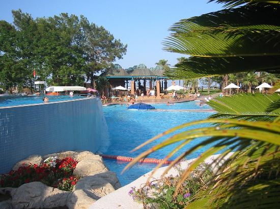 Club Salima: piscina grande