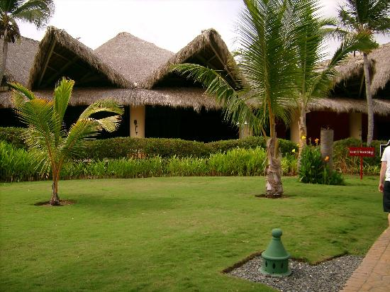 Tropical Princess Beach Resort & Spa: reception
