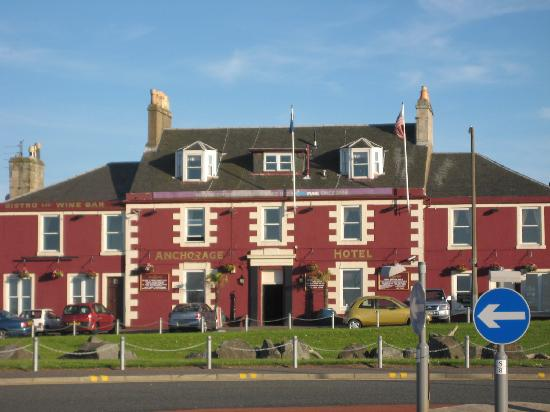 Troon, UK : The Anchorage Hotel
