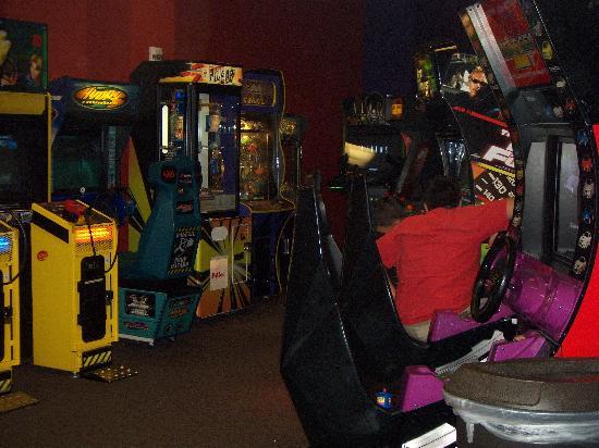 arcade picture of avi resort amp casino laughlin