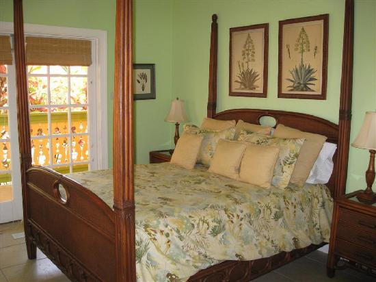 Bel Air Plantation Resort: Bedroom