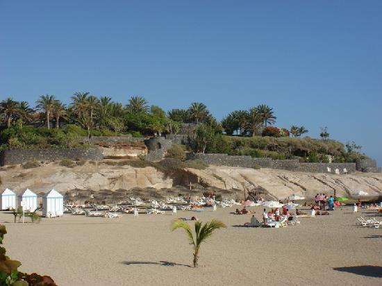 Vincci Selección La Plantación del Sur: Beach near the hotel