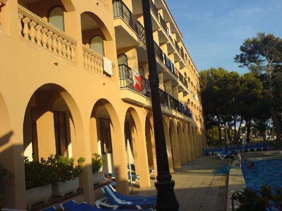 Diamant Hotel: Hotel