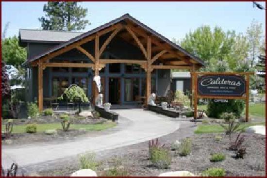 Calderas Restaurant - Joseph, Oregon