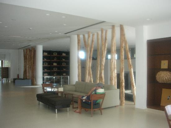 Napa Mermaid Hotel and Suites : Lobby
