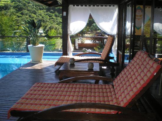 La Pedrera Small Hotel & Spa: Un buen lugar par ael descanso....