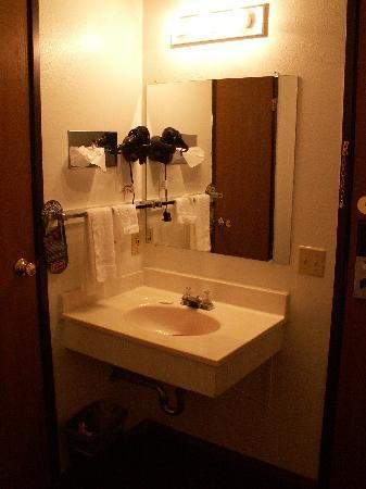Super 8 Cortez/Mesa Verde Area: Sanitaires