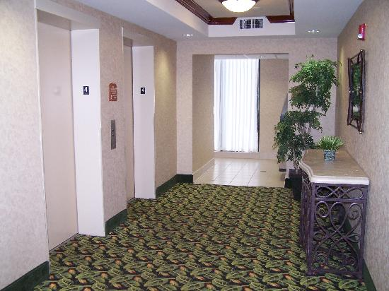 Best Western Plus Kendall Hotel & Suites: Elevators